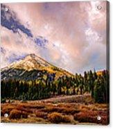 Big Cottonwood Canyon Acrylic Print