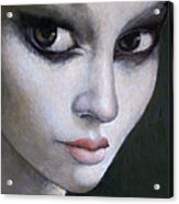 Big Eyes Acrylic Print