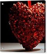 Big Heart Acrylic Print