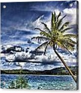 Big Island Beaches V2 Acrylic Print