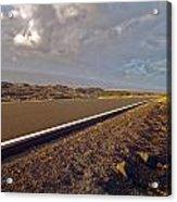 Big Island Road Acrylic Print