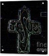 Big Jesus Acrylic Print