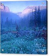 Bob Marshall Wilderness Acrylic Print