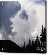 Big Sky Big Weather Acrylic Print