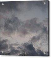 Big Sky Acrylic Print