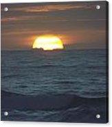 Big Sun Acrylic Print