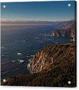 Big Sur Headlands Acrylic Print