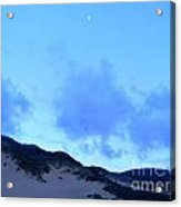 Big Sur Sky Acrylic Print