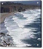 Big Sur Surf Acrylic Print