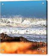 Big Wave Acrylic Print