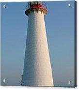 Big White Lighthouse Acrylic Print