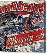 Bigmouth Brewing Acrylic Print