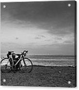 Bike Break Acrylic Print