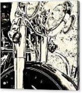 Bike II Acrylic Print
