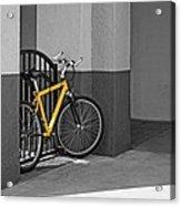 Bike Acrylic Print