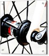 Bike Spokes Acrylic Print