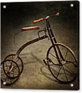 Bike - The Tricycle  Acrylic Print
