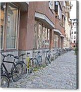 Bike Transportation Acrylic Print
