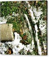Bikesnowmarks 2009 Acrylic Print