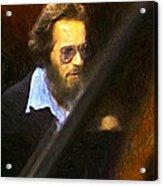 Bill In 1979 Acrylic Print