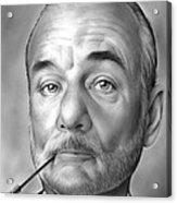 Bill Murray Acrylic Print