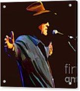 Billie Joe Shaver Acrylic Print by GCannon