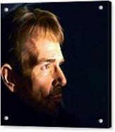 Billy Bob Thornton @ Fargo Tv Series Acrylic Print