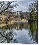 Biltmore Reflection Acrylic Print