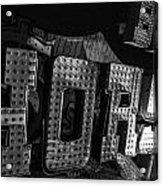 Binion's Horsehoe Acrylic Print