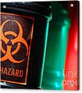 Biohazard Acrylic Print
