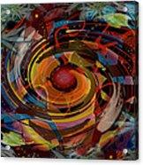 Biorhythm Acrylic Print