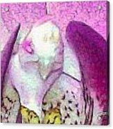 Bird Kind Of Acrylic Print