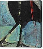 Bird On Branch Acrylic Print