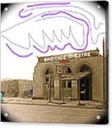 Birdcage Theater Number 1 Tombstone Arizona C.1934-2008 Acrylic Print