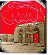 Birdcage Theater Number 2 Tombstone Arizona C.1934-2009 Acrylic Print