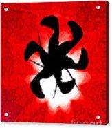 Birdiegig Acrylic Print