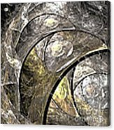 Birds 184-03-13 Marucii Acrylic Print