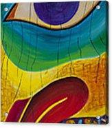 Bird's Eye Acrylic Print