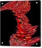 Birds Of A Feather 2 Acrylic Print