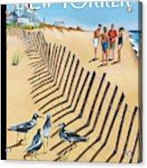 Birds Of A Feather Acrylic Print