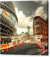 Birmingham New St  Acrylic Print