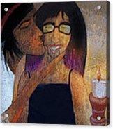 Birrthday Girl Acrylic Print