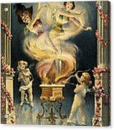 Birth Of The Chorus Girl Acrylic Print