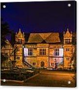 Bishops Palace Acrylic Print
