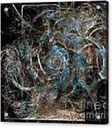Bison 547-11-13 Marucii  Acrylic Print