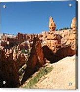 Bizarre Shapes - Bryce Canyon Acrylic Print