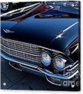 Black Caddy Acrylic Print