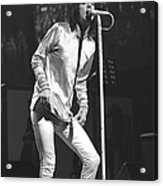 Black Crowes - Chris Robinson Acrylic Print