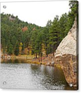 Black Hills Lake Acrylic Print