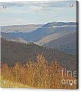 Black Mountain - Kentucky Acrylic Print